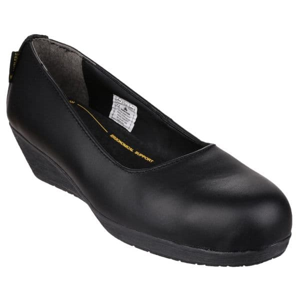 Amblers Safety FS107 Ladies Safety Shoes Black